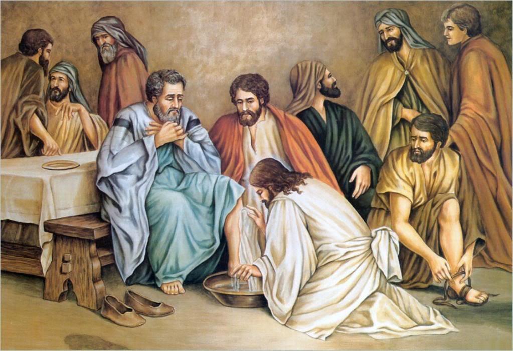 Chú Giải Tin Mừng - Thứ Năm Tuần Thánh Năm A