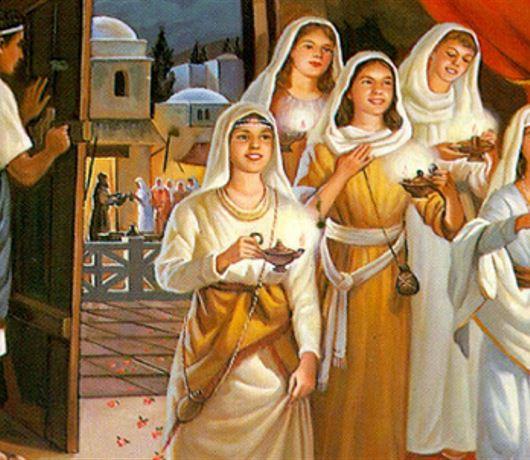 SUY NIỆM CHÚA NHẬT 32 THƯỜNG NIÊN - A