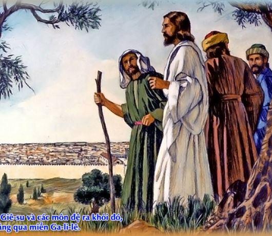 Thứ Sáu trước Lễ Hiển Linh Năm C