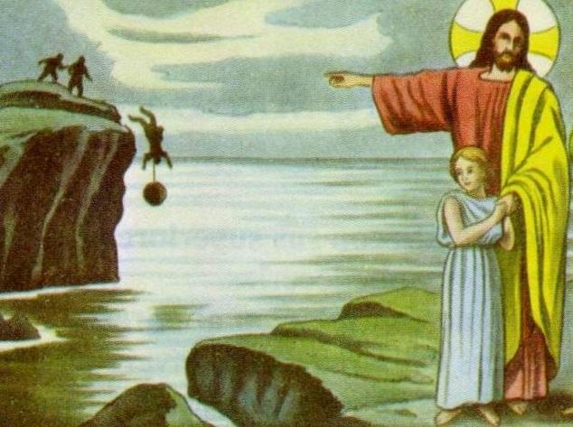 Kết quả hình ảnh cho Lời Chúa: Lc 17,1-6