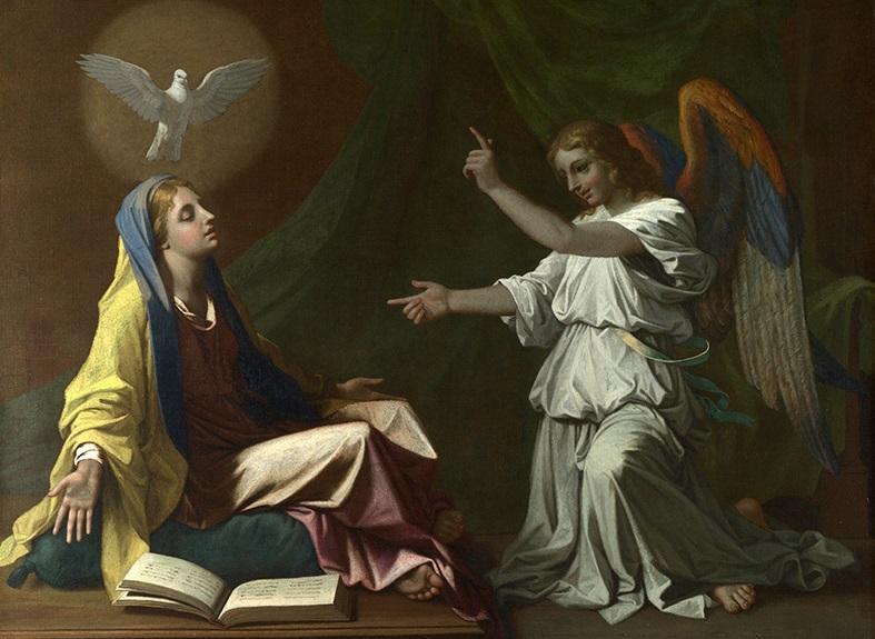 Thứ Hai Tuần III Phục Sinh C - Lễ Truyền Tin