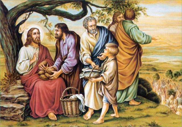Dấu Lạ Giêsu - Thứ Hai Tuần VI Thường Niên C