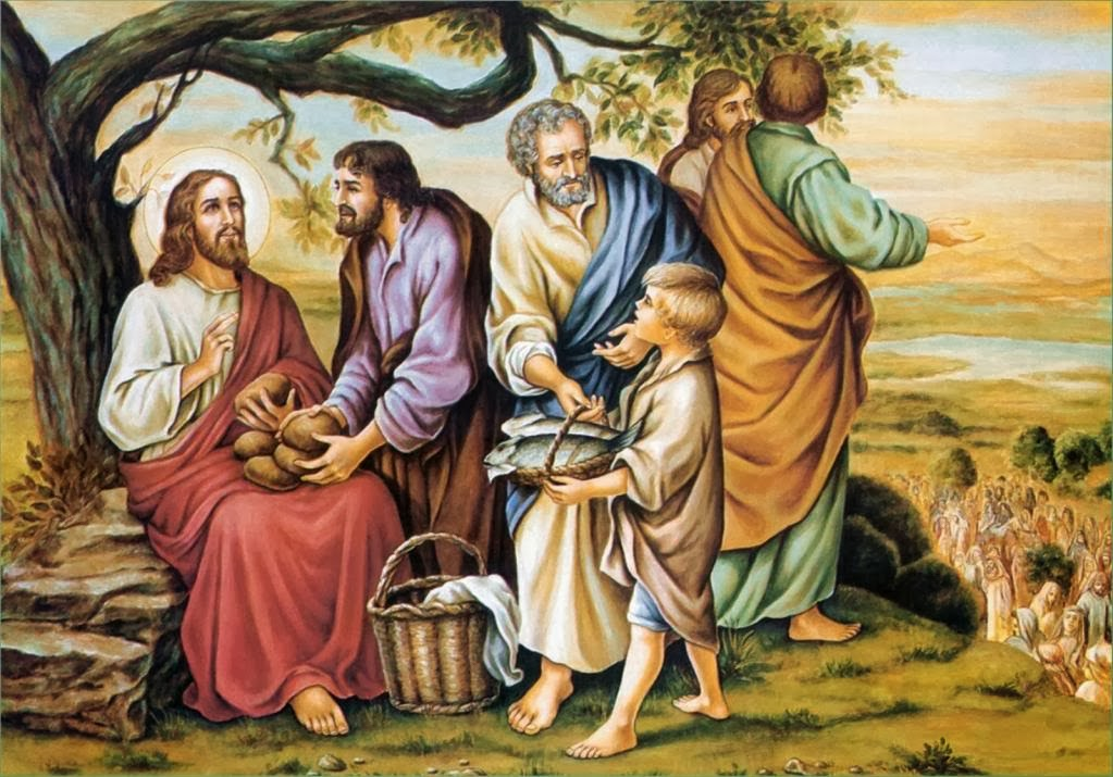 Suy Niệm Thứ Ba Sau Lễ Hiển Linh B