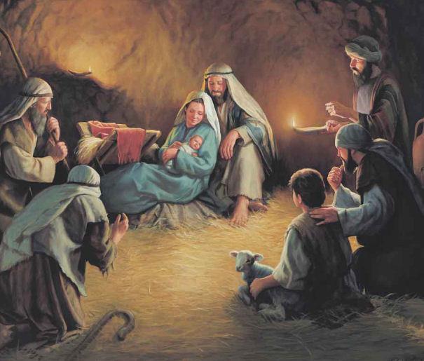 Không Tìm Được Chỗ Trong Quán Trọ - Lễ Chúa Giáng Sinh - Lễ Đêm 24/12